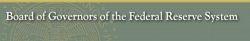[Federal Reserve Logo]