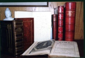 [Selection of books from the Buchan Collection]