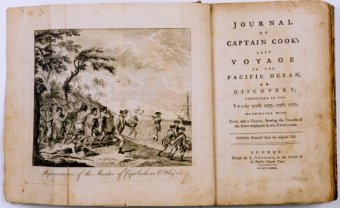 [Journal of Captain Cook's Last Voyage to the Pacific Ocean]