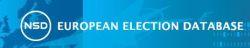 [European Election Database logo]