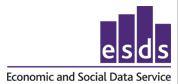 [ESDS logo]