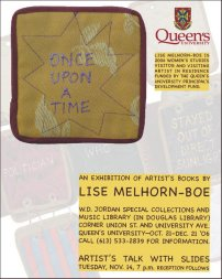 [Once Upon a Time Exhibit Poster]