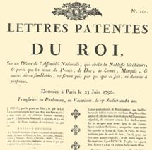 [French Revolution broadside]