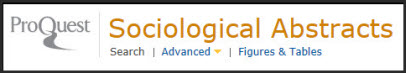 [Sociological Abstracts logo]