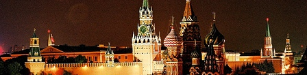 Red Square, the Kremlin and St Basil's Cathedral