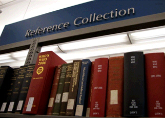 reference collection queen s university library