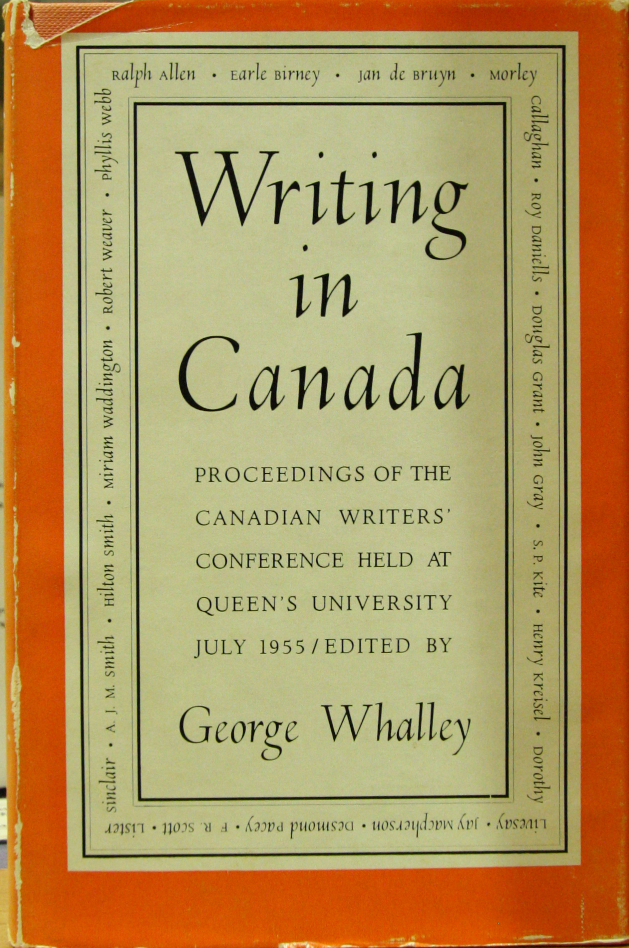 studying creative writing in canada Cheap, distance learning alternatives to an mfa in in creative writing from humber college (canada) afraid to study things like writing and.