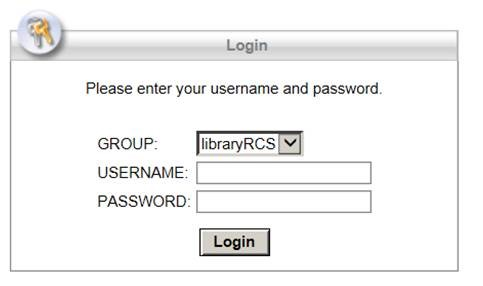 Cisco Login popup window
