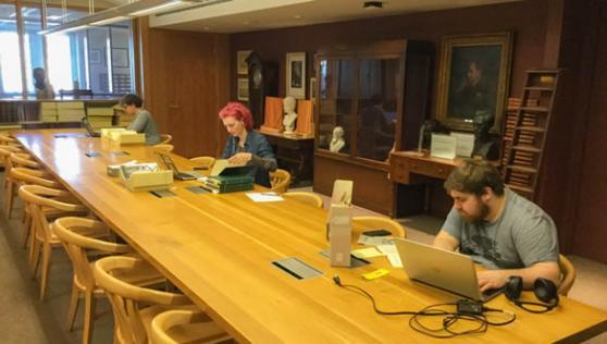 Jordan Special Collections | Queen's University Library