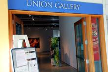 Union Gallery at Stauffer Library