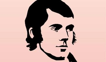 Illustration of Robert Burns