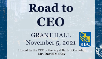 Road to CEO poster