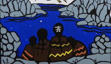 Indigenous painting