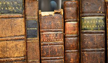 Queen's College Library Collection
